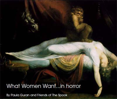 The Nightmare by Fuseli
