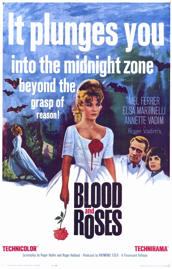 Blood and Roses (Vadim, 1960)