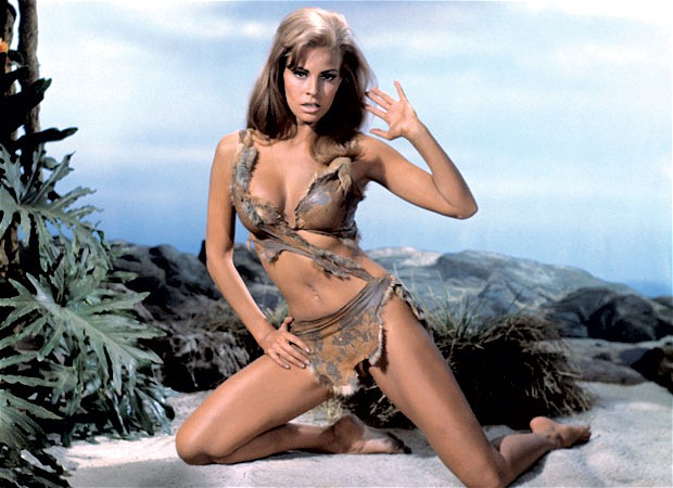 Raquel Welch in One Million Years B.C.
